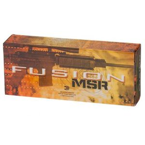 Federal Fusion MSR .338 Fed 200 Grain SPTZ 20 Round Box