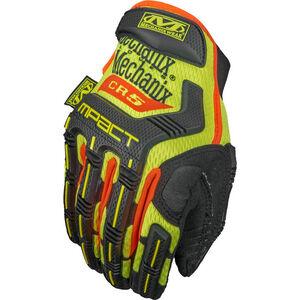 Mechanix Wear M-Pact CR5A3 Cut Resistant Gloves Large Fluorescent Colors
