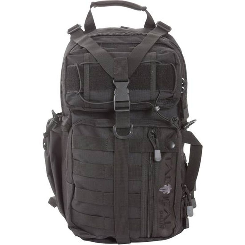 "Allen Light Force Tactical Sling Pack 18""x9.75""x7.5"" Black"