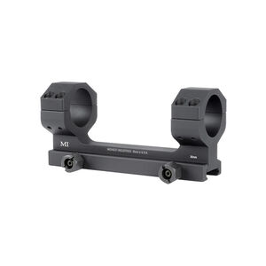 Midwest Industries HD 30mm Scope Mount Aluminum Black