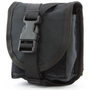 Eleven 10 QD SQUARE Med Pouch MOLLE Compatible Quick Release Buckle Nylon Black