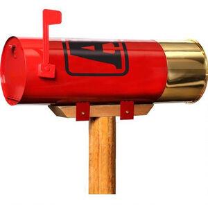 "Rockin' W Brand Winchester ""AA"" Shotshell Mailbox 26""x8.5"" Metal Construction"