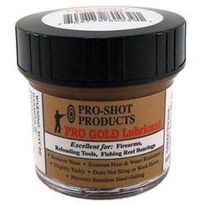 Pro Shot Pro Gold Lubricant 1 oz Jar PGL-1