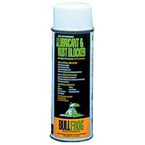 Bull Frog Lubricant and Rust Blocker 5.75 oz. Aerosol  93692