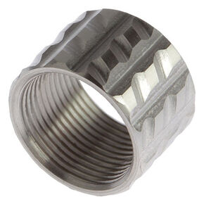 CruxOrd 0.578-28 Thread Protector Stainless Steel