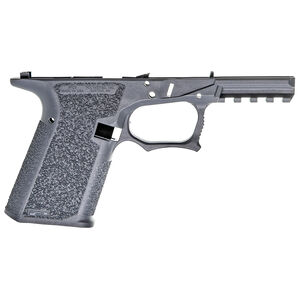 Polymer 80 PFC9 Serialized Compact Stripped Frame GLOCK 19/23/32 Gen3 Compatible Reinforced Polymer Gray