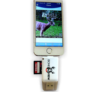 BoneView SD Card Reader for IOS