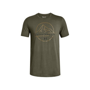 Under Armour UA Outdoor Men's Graphic T-Shirt Cotton Blend