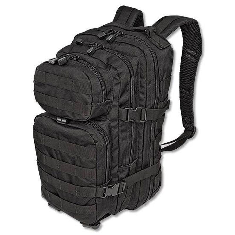MIL-TEC Level III Assault Pack Black Heavy Duty 600 Denier Polyester Construction 14002002