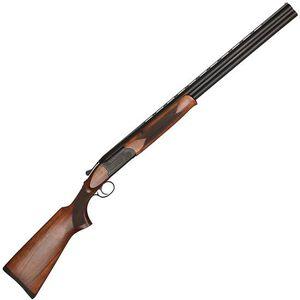 "TR Silver Eagle C105 O/U Break Action Double Barrel Shotgun 12 Gauge 28"" Barrels 3"" Chamber 2 Rounds Walnut Stock Satin Black Finish"