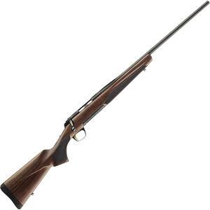 "Browning X-Bolt Hunter Bolt Action Rifle .308 Win 22"" Barrel Blued 4 Rounds Walnut Stock Matte Blued Finish"