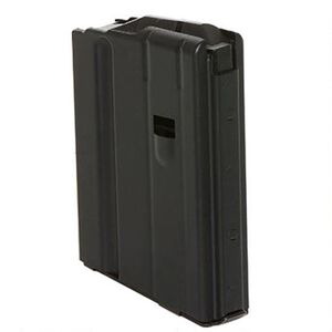 DURAMAG By C-Products Defense LR-308/SR-25 Magazine .308 Winchester 5 Rounds Stainless Steel Black 5X08041185CPD