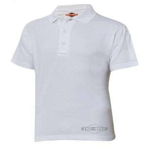 Tru-Spec 24/7 Series Polo Shirt Polyester/Cotton Medium Heather Gray 4338004