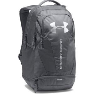 Under Armor UA Hustle 3.0 Backpack 30L Polyester/Nylon Graphite/Silver