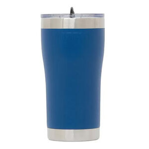 Mammoth Coolers Rover Tumbler with Lid 20oz Stainless Steel Royal Blue