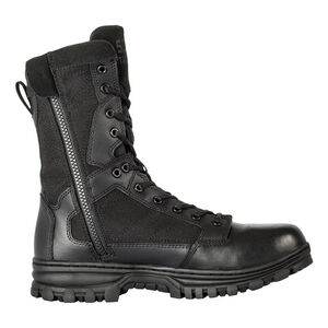 "5.11 Tactical EVO 8"" Boot With Side Zip Size 13 Regular Black"