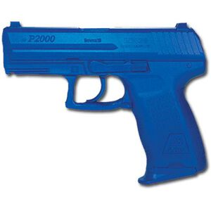 Rings Manufacturing BLUEGUNS H&K P2000 US Version Handgun Replica Training Aid Blue FSP2000US