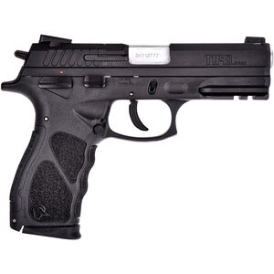 "Taurus TH40 .40 S&W Semi Auto Pistol 4.25"" Barrel 15 Rounds Manual Safety Polymer Frame Matte Black Finish"
