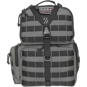 G-Outdoors G.P.S. Tactical Range Backpack 1000 Denier Gray