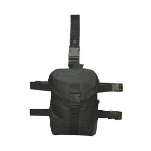5ive Star DLG-5S Drop Leg Gas Mask Carrier Nylon Black