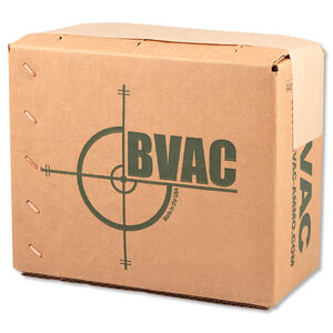 BVAC .40 S&W Ammunition 500 Rounds Reloaded JHP 180 Grains R40180HPVP500