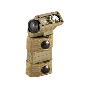 Streamlight Sidewinder Aviation Model Flashlight 1,175 Candela Peak 69 Meter Distance LED AA Push Button Clip Mount