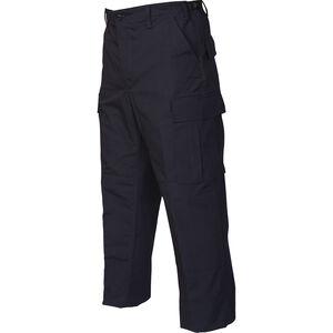 Tru-Spec Gen-1 Police BDU Pants Size Medium Length Regular Polyester/Cotton Ripstop Navy 1996004