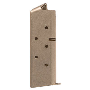 Colt 1911 Government/Commander Full Size Magazine .45 ACP 7 Rounds Stainless Steel Natural Finish