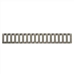 ERGO Low Profile AR-15 Rail Cover 18 Slot OD Green 3 Pack 4373-3PK-OD