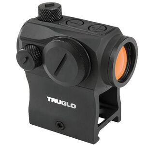 TRUGLO Tru-Tec 2 MOA Red-Dot Sight 20mm Matte Black TG8120BN