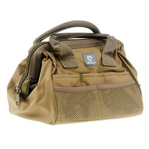 DRAGO Ammo and Tool Bag 600D Polyester Tan 17301TN