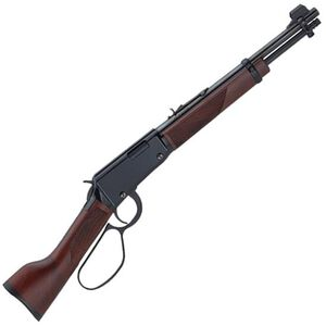 """Henry Repeating Arms Mare's Leg Lever Action Pistol Rimfire .22 Mag. 12.904"""" Barrel 8 Rounds Adjustable Sights Walnut Stock Blued Finish H001MML"""