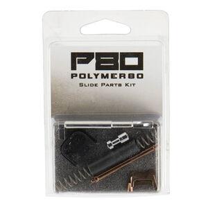 Polymer 80 PF-Series Slide Parts Kit GLOCK 9mm Gen1-4 Compatible Black/Gray Finish