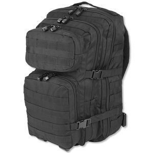 MIL-TEC Level I Assault Pack Black 14002202