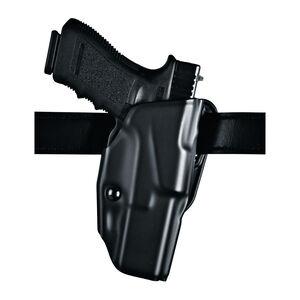 Safariland Model 6377 S&W 5946 DAO without Rails ALS Concealment Belt Loop Holster SafariLaminate Right Hand STX Plain Black 6377-320-411