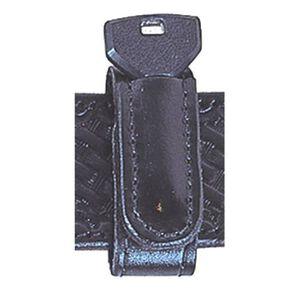 Stallion Leather Belt Keep w/ Spare Key Slot
