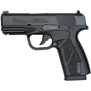 """Bersa BP9 Concealed Carry 9mm 3.3"""" Barrel 8 Round"""