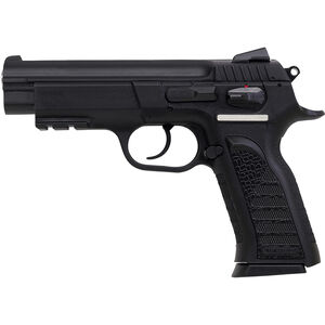 """EAA Witness 10mm 14 Rounds 4.5"""" Polymer Frame Black"""