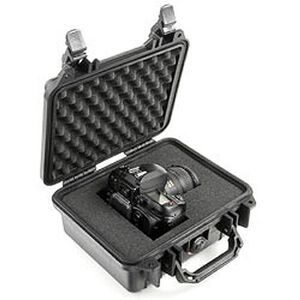 Pelican Protector Small Case Polymer Black 1200-000-110