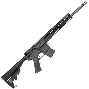 "Armalite M-15 Light Tactical Carbine AR-15 Semi Auto Rifle .223 Rem/5.56 NATO 16"" Barrel 10 Rounds Aluminum Key-Mod Hand Guard Collapsible Stock Black Finish"