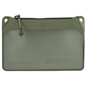 "Magpul DAKA Window Pouch Size Small 6""x9"" Reinforced Polymer Fabric OD Green"