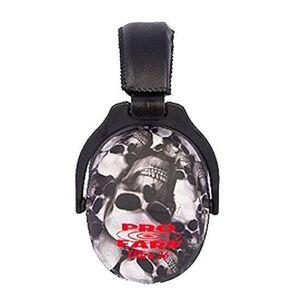 Pro Ears ReVO Ear Muffs Skulls Design PE-26-U-Y-006
