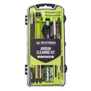 Breakthrough Clean .17/.22 Caliber Vision Series Airgun Cleaning Kit