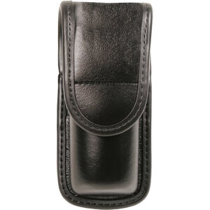 BLACKHAWK! MK3 OC Spray Pouch Synthetic Leather Plain Black