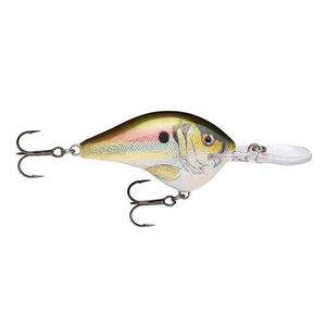 "Rapala Dives-To Series Custom Ink Lure Size 04 Length 2"" Dives 4' River Shad"