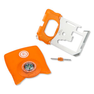 Ultimate Survival Technologies Orange Survival Card 20-190-780-334