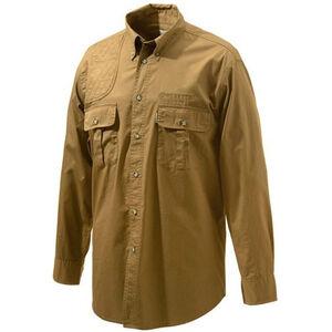 Beretta Special Purchase Men's Shooting Shirt Long Sleeve 3XL Tan
