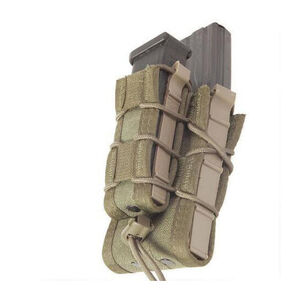 HSGI Double Decker TACO Rifle and Pistol Pouch OD Green 11DD00OD