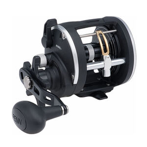 "Penn Rival Level Wind Conventional Reel 20, 5.1:1 Gear Ratio, 2 Bearings, 29"" Retrieve Rate, Right Hand, Boxed"
