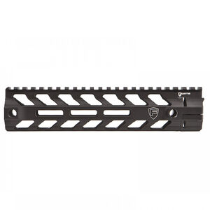 "Fortis Manufacturing REV II AR-15 Free Float Rail System M-LOK Compatible 9"" Aluminum Anodized Black"